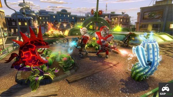Plants vs Zombies Garden Warfare Screenshot 1