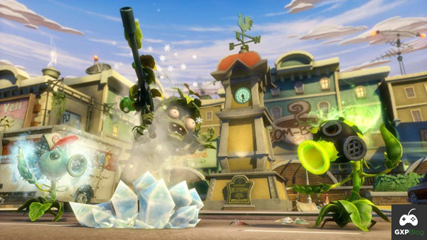 Plants vs Zombies Garden Warfare Screenshot 2