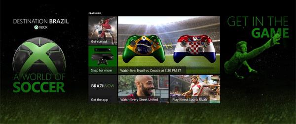 xbox brazil snap app