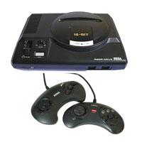 Sega Mega Drive Genesis