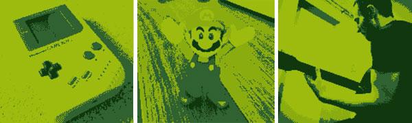 Retrospecs Gameboy Camera