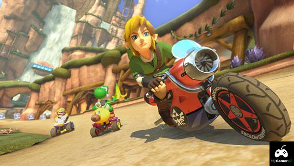 Mario Kart 8 DLC Screenshot 01