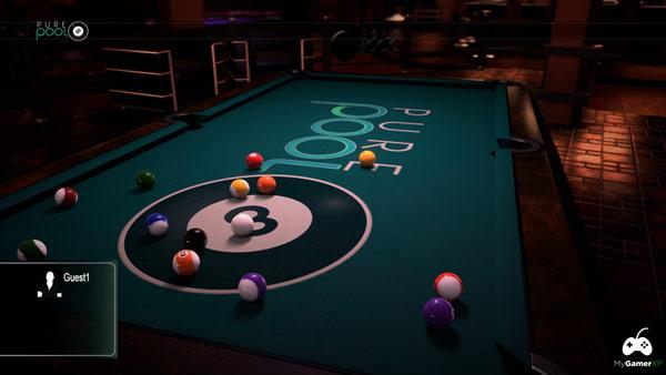 Pure Pool Xbox One Screenshot 02