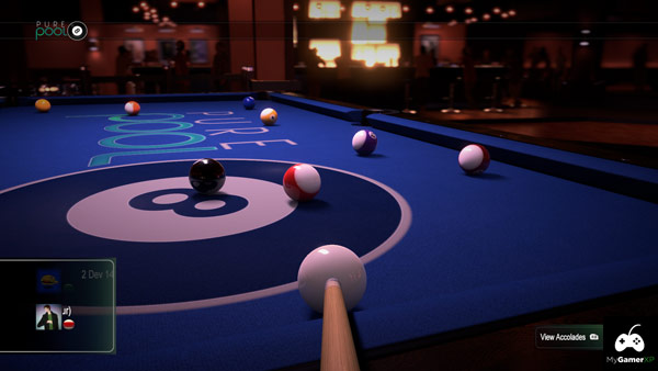 Pure Pool Xbox One Screenshot 03