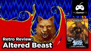 Altered Beast Review for Sega Genesis and Mega Drive