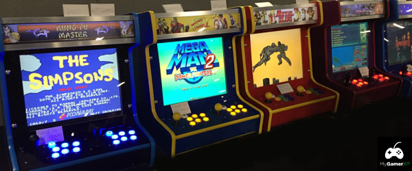 Paul's Custom Arcade Units