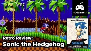 Sonic 1 Review for Sega Genesis and Mega Drive
