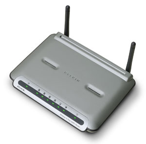 Belkin Router NAT Settings Problem