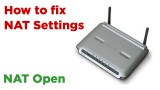 How to fix xbox 360 nat settings