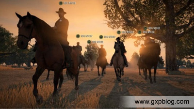 red dead multiplayer unlocks