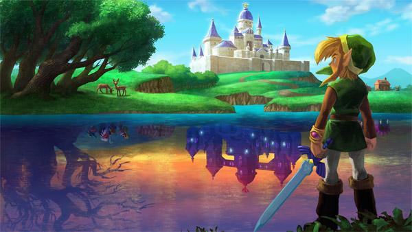 Zelda Nintendo 3DS