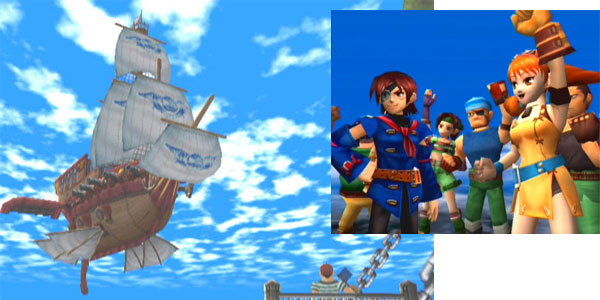 skies of arcadia screenshot 001