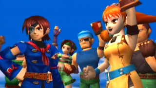 Skies of Arcadia Retrospective Dreamcast
