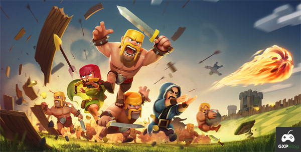 clash of clans freemium game