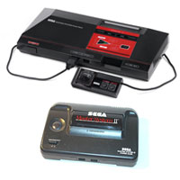 Master System Consoles