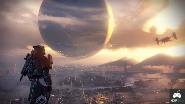 Destiny Beta Screenshot 001