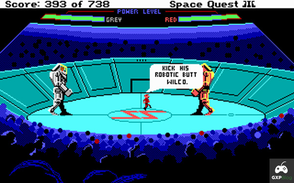 Roger Wilco Space Quest
