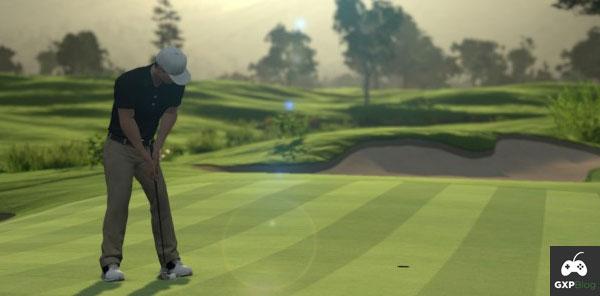 The golf club screenshot 01