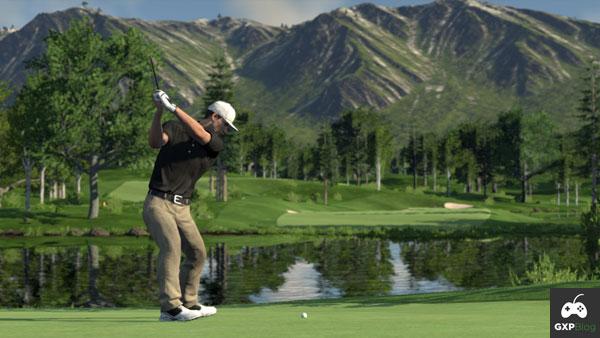 The golf club screenshot 02