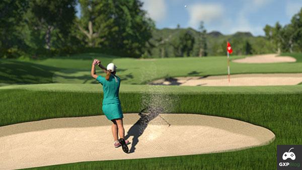 The golf club screenshot 04