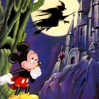 Castle of Illusion Review - Sega Genesis and Mega Drive