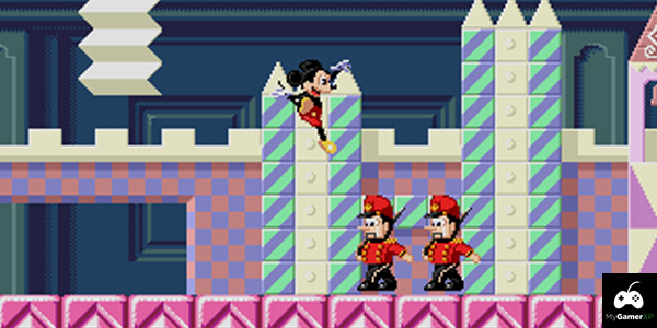 Castle of Illusion Sega Screenshot 3