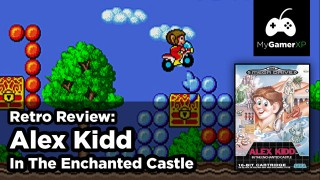 Alex Kidd Review for Sega Genesis and Mega Drive