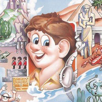 Alex Kidd in the Enchanted Castle Review
