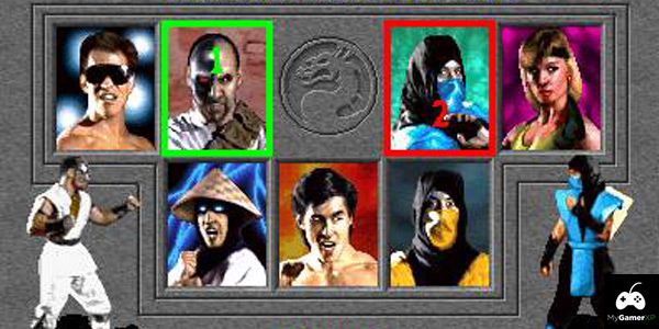 Mortal Kombat Sega Review Screenshot 1