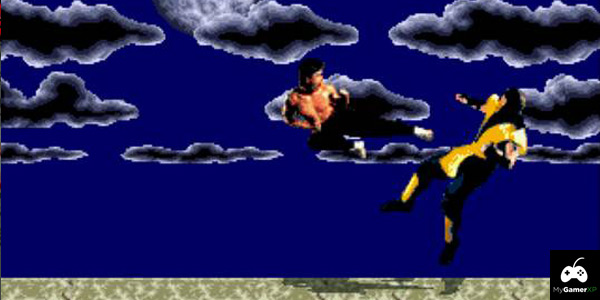 Mortal Kombat Sega Review Screenshot 3