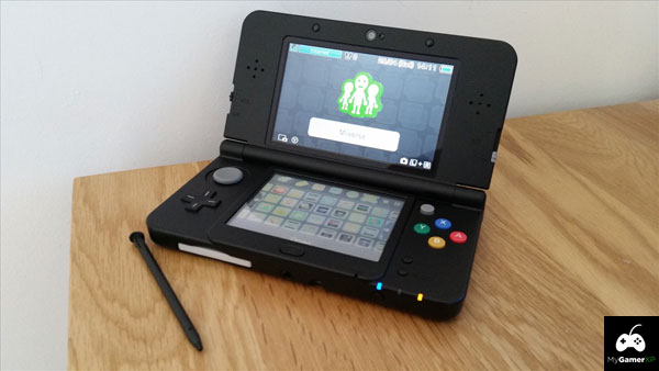 New Nintendo 3DS Photo 001