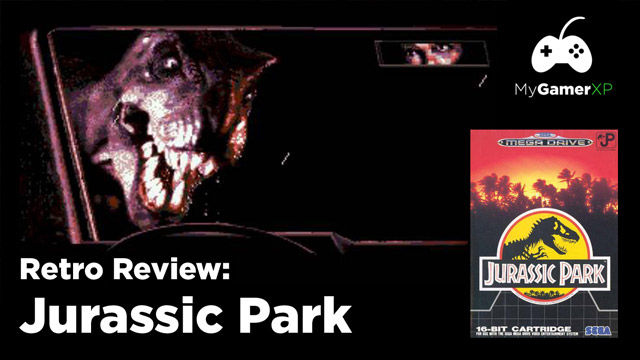 review jurassic park