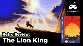 Lion King Review for Sega Genesis and Mega Drive