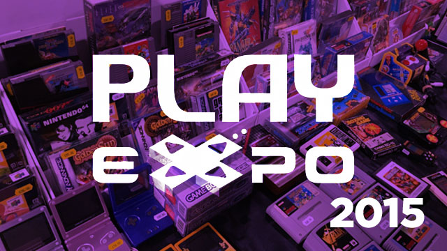 MyGamerXP at PLAY Expo 2015