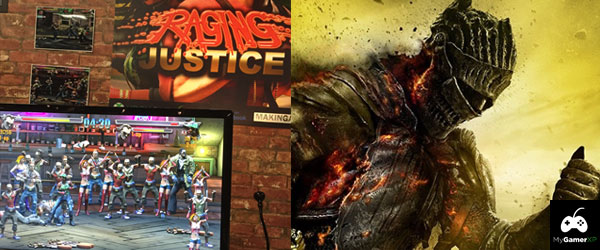 Raging Justice and Dark Souls 3