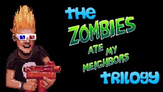 Slopes Game Room - The Zombies Ate My Neighbors Trilogy