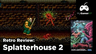 Splatterhouse 2 Review