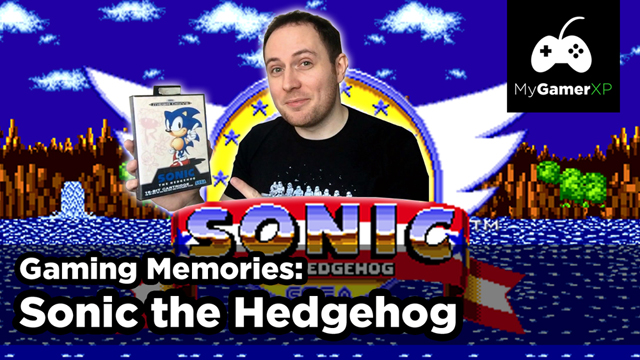 Gaming Memories Sonic 1