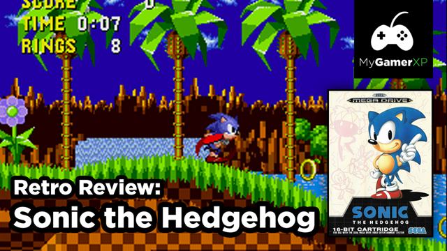 Sonic 1 Review for Sega Genesis and Mega Drive