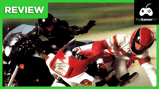 Road Rash 1 Sega Review