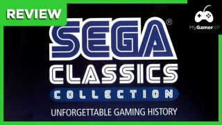 Sega Classics Collection Review for PS2