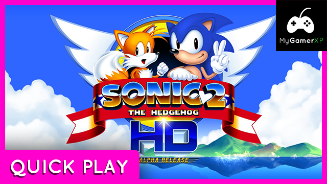 Sonic 2 HD Gameplay Video