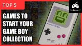 Top 7 Game Boy Games