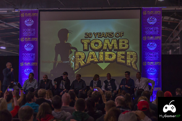 Tomb Raider 20 Year Anniversary Talk