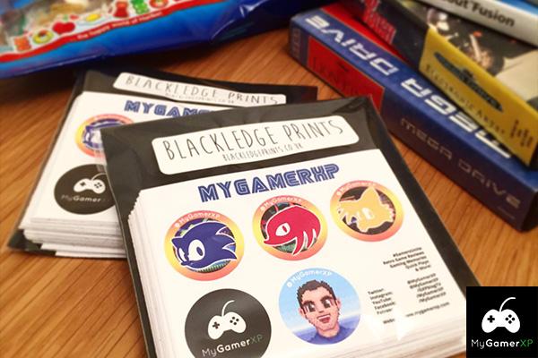 MyGamerXP Swag