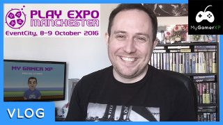 MyGamerXP at Play Expo 2016