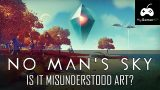 No Mans Sky - Is it Art? Review