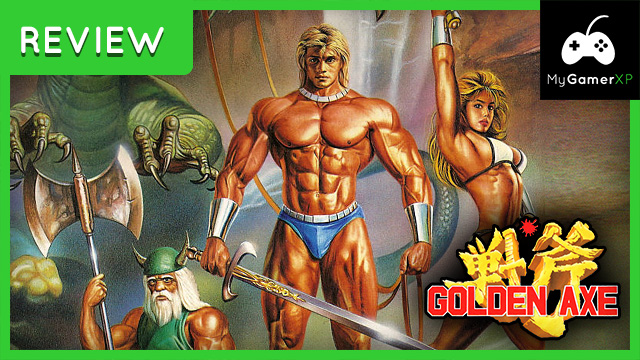 Golden Axe Review for the Sega Genesis and Mega Drive