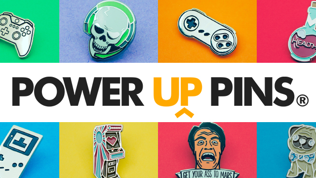 Power Up Pins Review