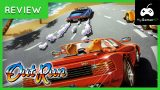 OutRun Review for Mega Drive and Sega Genesis